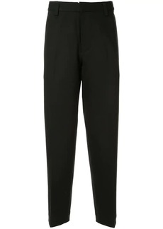 Armani tapered tailored trousers
