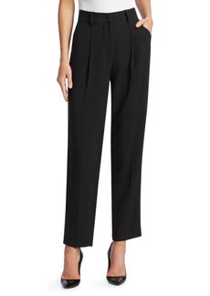 Armani Tech Cady Hi-Rise Trousers