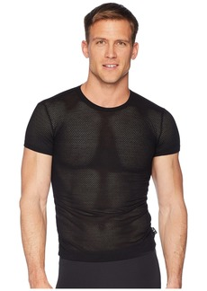 Armani Tech Mesh Slim Fit Crew Neck T-Shirt