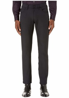 Armani Techno Stretch Five-Pocket in Black