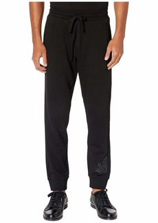 Armani Terry Megalogo Trousers