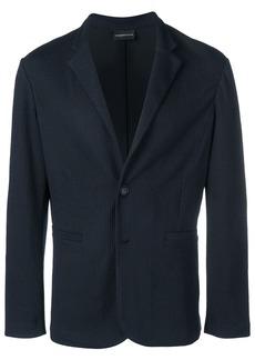 Armani textured blazer