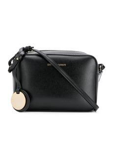 Armani textured camera bag