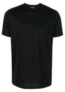 Armani tonal eagle logo T-Shirt