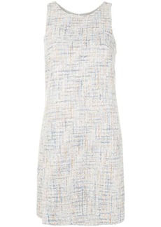 Armani tweed shift dress