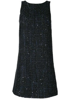 Armani tweed shift dress