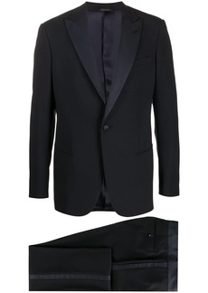 Armani two-piece virgin wool suit