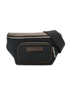 Armani two-tone belt bag