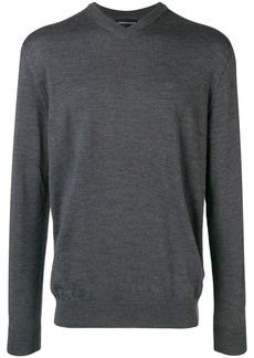 Armani v-neck pullover