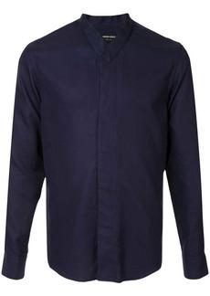 Armani v-neck shirt