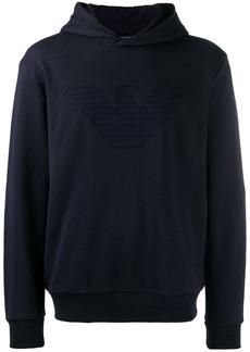 Armani vector logo hoodie