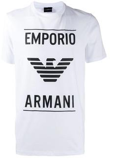 Armani vector stencil T-shirt