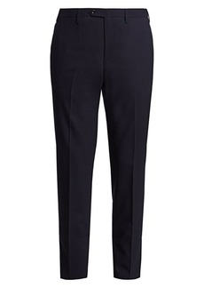 Armani Virgin Wool-Blend Trousers