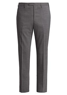 Armani Virgin Wool-Blend Trousers