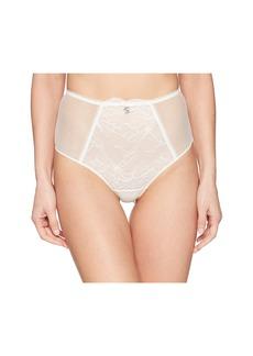 Armani Virtual Lace High-Waist Culotte Bottom