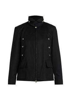 Armani Water Repellent Cashmere Jacket