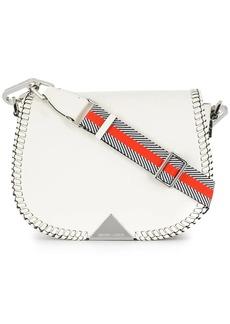Armani weave shoulder bag