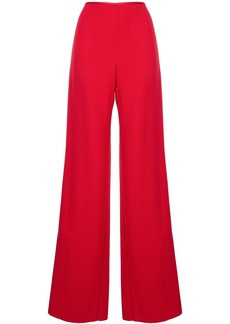 Armani wide leg high waisted trousers