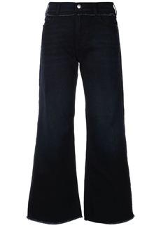 Armani wide leg jeans