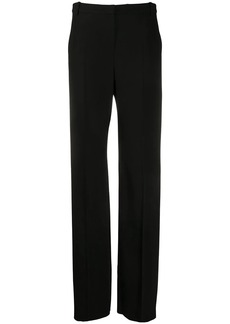 Armani wide-leg tailored trousers