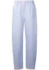 Armani wide-leg trousers