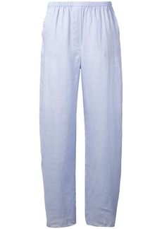 Armani wide-leg trousers