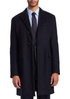 Armani Wool Cashmere Top Coat