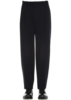 Armani Wool Stretch Sweatpants
