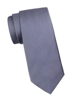 Armani Woven Jacquard Silk Tie