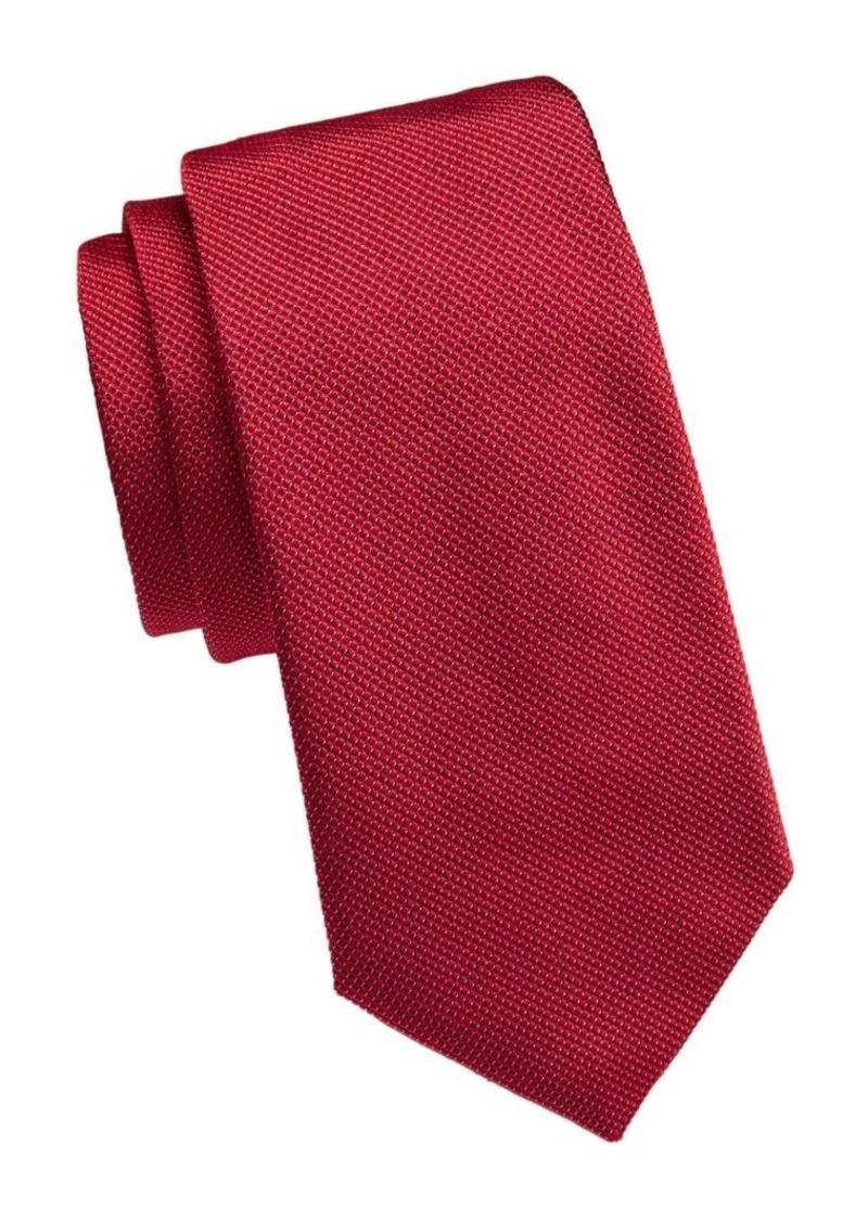 Armani Woven Silk Tie