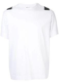 Armani X-logo tape T-shirt