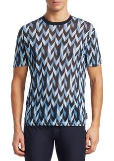 Armani Zigzag T-Shirt