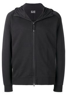 Armani zip hoodie
