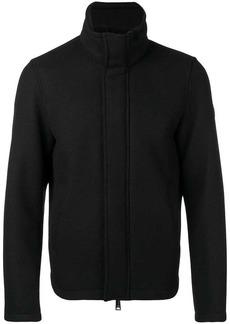Armani zipped classic jacket