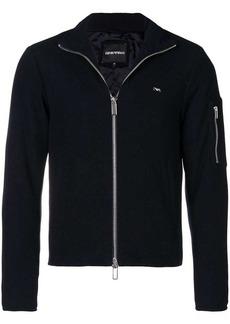 Armani zipped jacket
