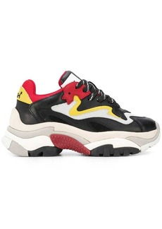 Ash Addict colour block sneakers