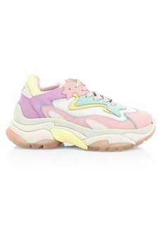 Ash Addict Colorblock Chunky Sneakers