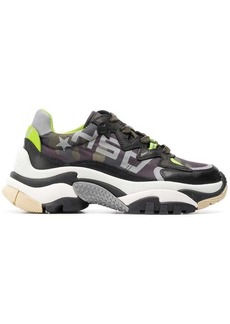 Ash Addiction camouflage sneakers
