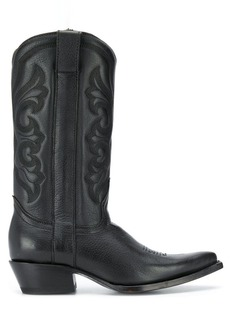Ash Amazone embroidered boots