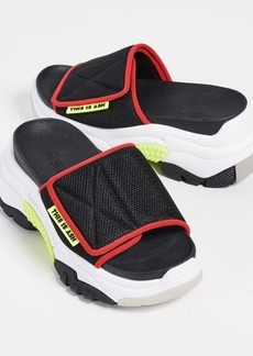 Ash Access Bis Slide Sandals
