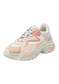 Ash Addict Mixed Two-Tone Sneaker