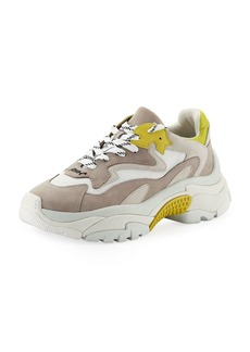 Ash Addict Mixed Two-Tone Sneakers