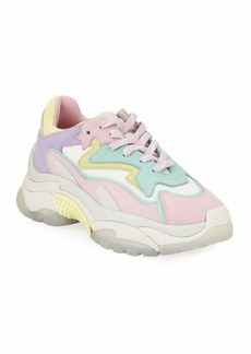 Ash Addict Pastel Suede Sneakers