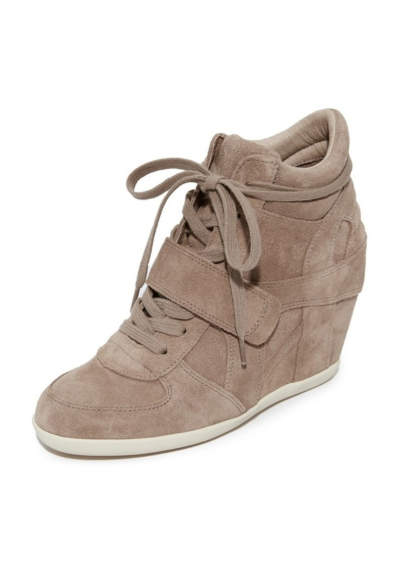 2fe8cba605fd Ash Ash Bowie Sneaker Wedges