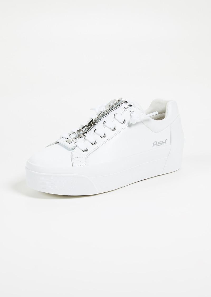 6d028409a8257 Ash Ash Buzz Platform Sneakers