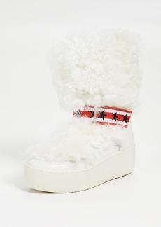 Ash Cool Fur Boots