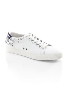 Ash Dazed Studded Leather Low-Top Sneakers