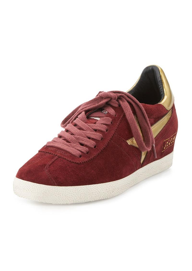 91e7f7691610 Ash Ash Guepard Suede Hidden-Wedge Sneakers