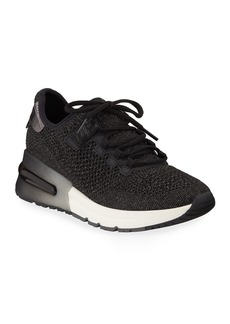 Ash Krush Bis Mesh Sneakers  Black