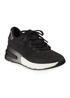 Ash Krush Bis Mesh Sneakers  Black